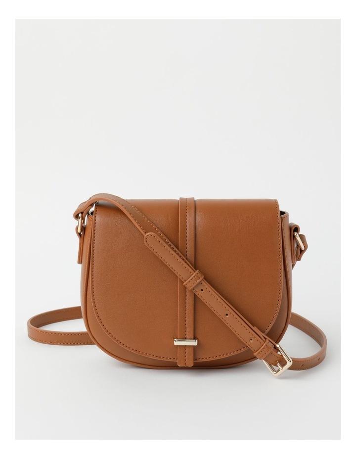 Adele Flapover Crossbody Bag image 1