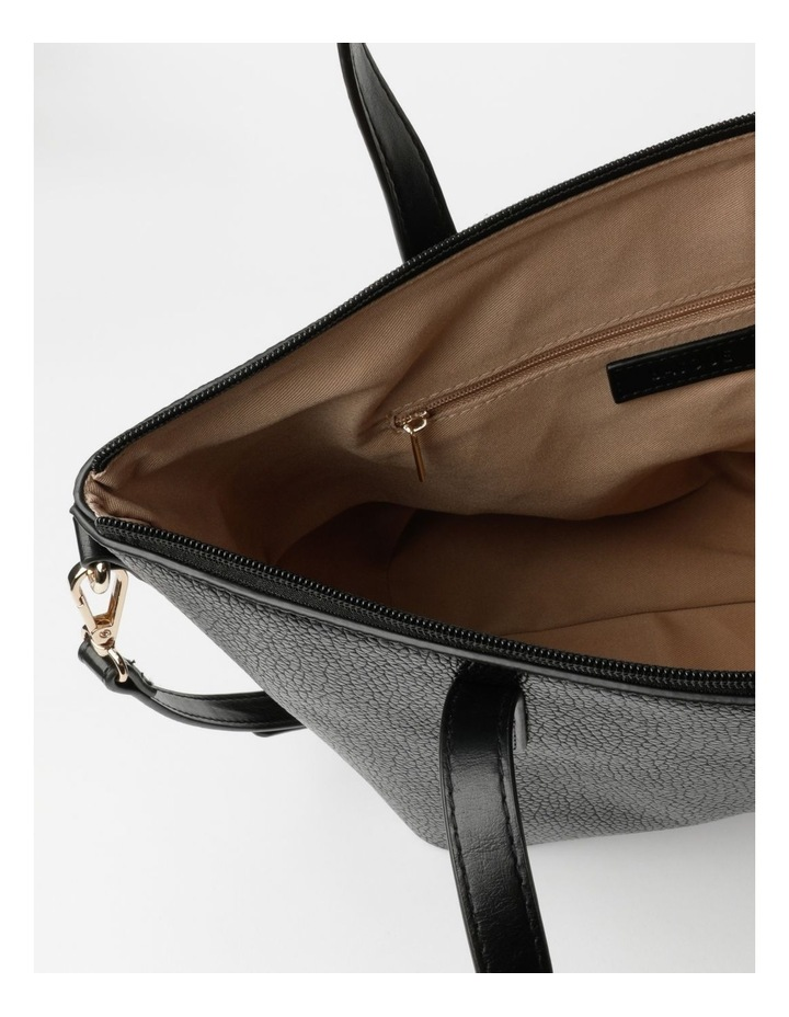 BHS011 DION MEDIUM Top Handle Tote Bag image 4