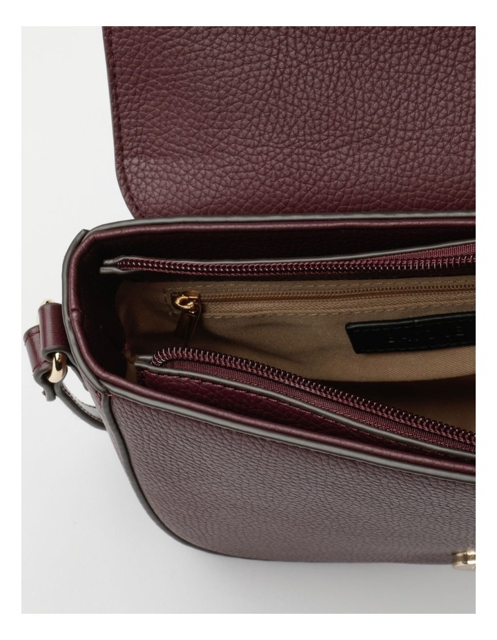 Dion Flapover Crossbody Bag image 4