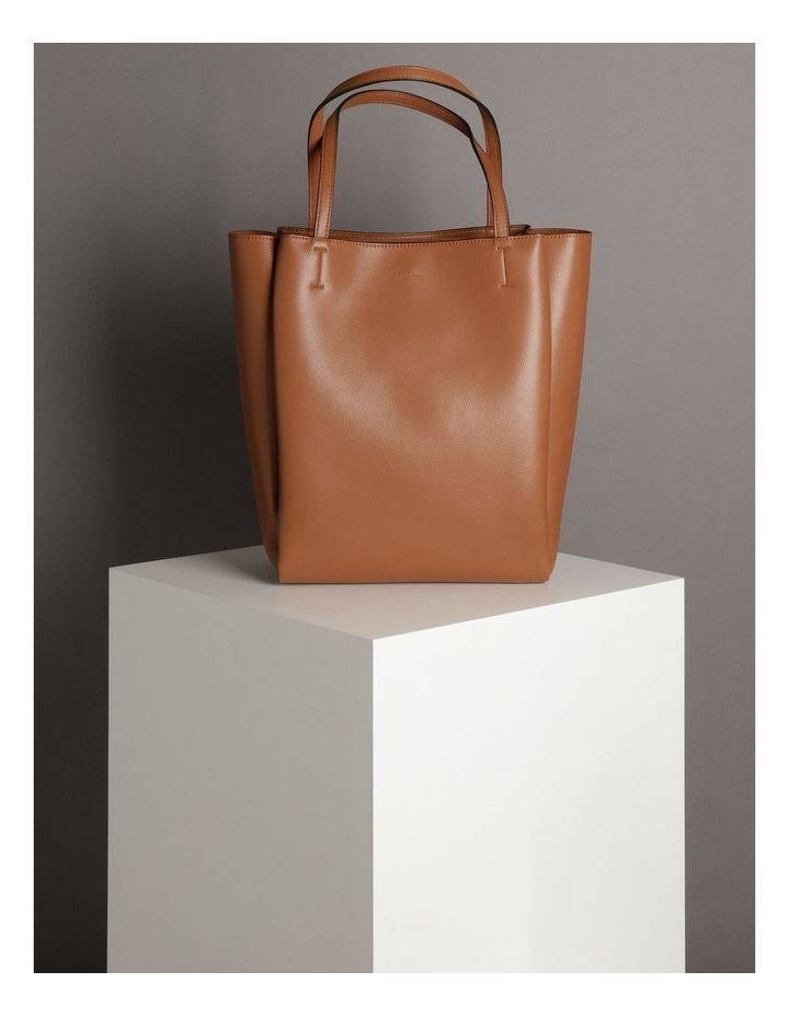 BHS021 N/S PENNY Double Handle Tote Bag image 5