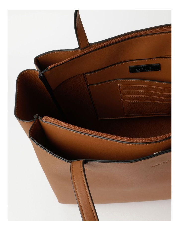 BHS022 E/W PENNY Double Handle Tote Bag image 4