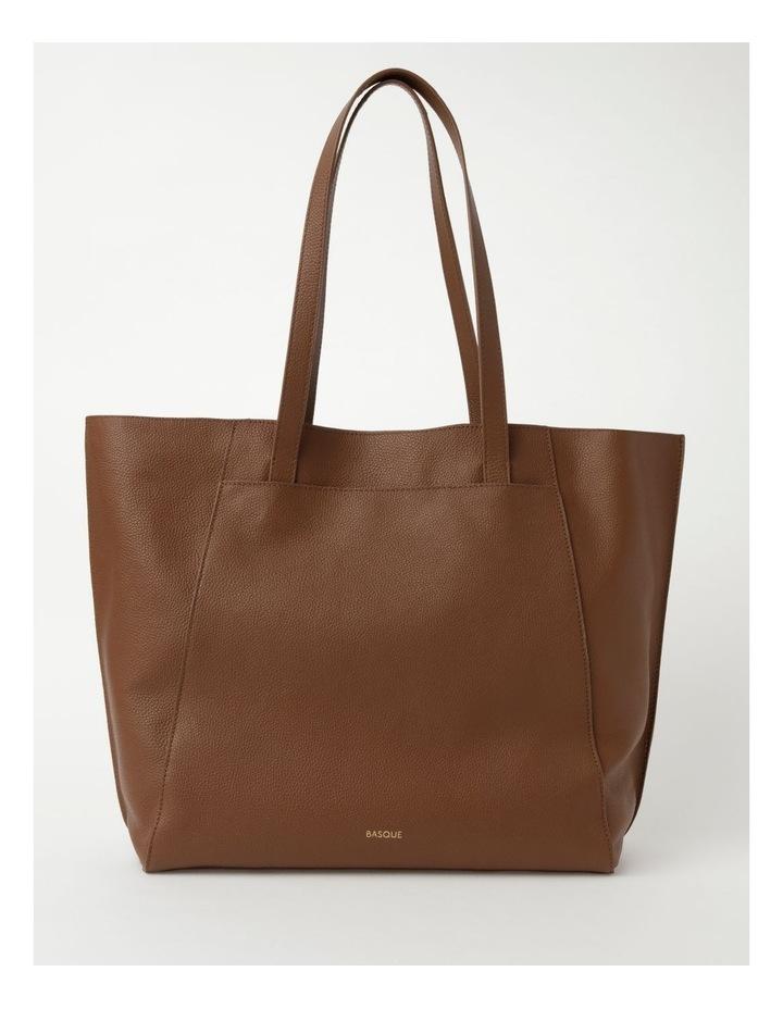 Carolina Brown Large Tote Bag image 1
