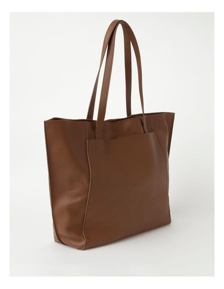 Carolina Brown Large Tote Bag image 2