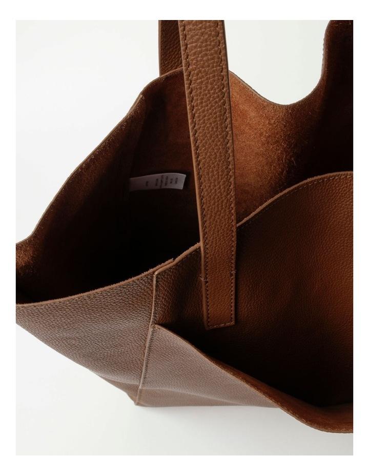 Carolina Brown Large Tote Bag image 4