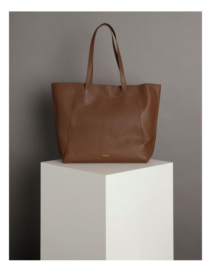 Carolina Brown Large Tote Bag image 5