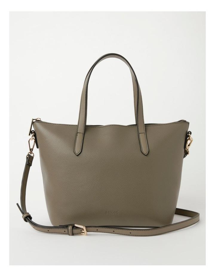 Dion Medium Khaki Tote Bag image 1