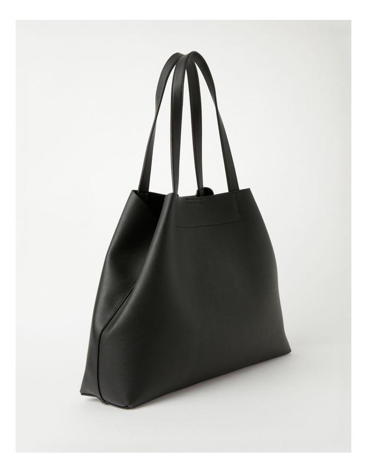 Erin Large Black Tote Bag image 2