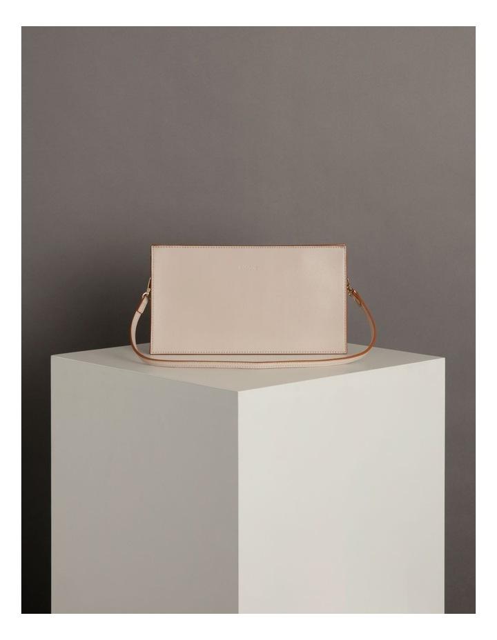 Cara Zip Top Stone Clutch Bag image 5