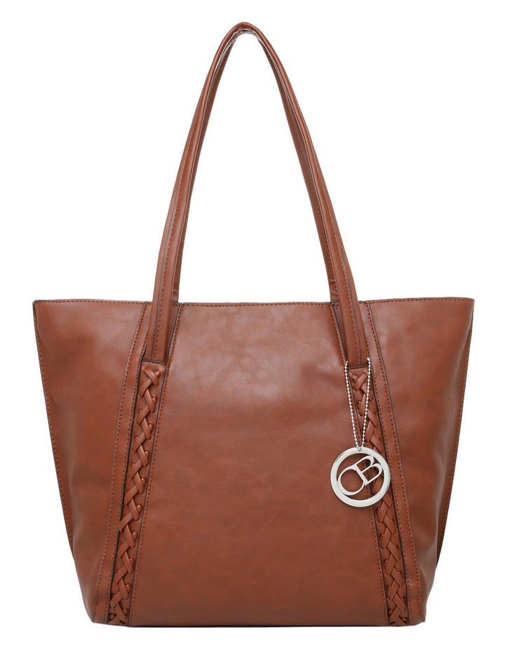 Chrysie Double Handle Tote Bag image 1