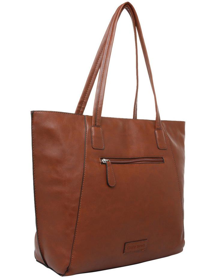 Chrysie Double Handle Tote Bag image 2
