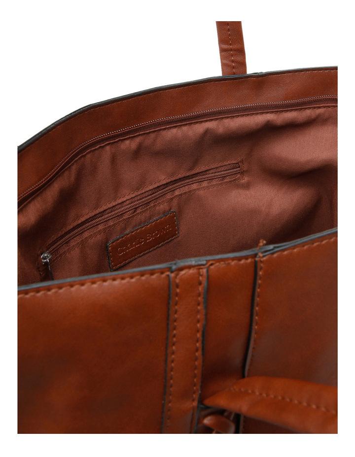 Chrysie Double Handle Tote Bag image 4