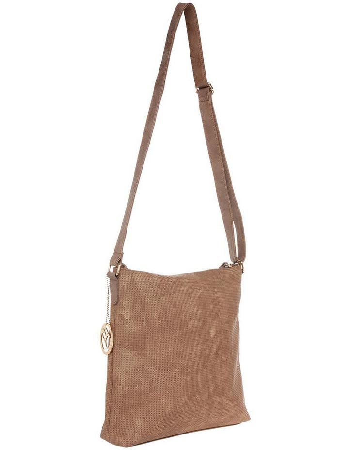 Wild Rose Zip Top Crossbody Bag image 2