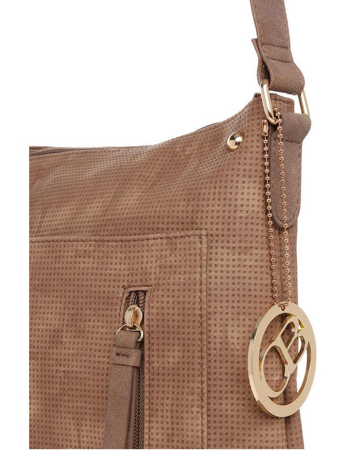 Wild Rose Zip Top Crossbody Bag image 3