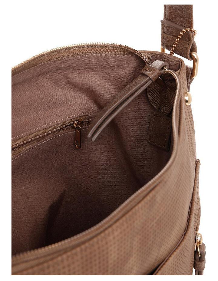 Wild Rose Zip Top Crossbody Bag image 4