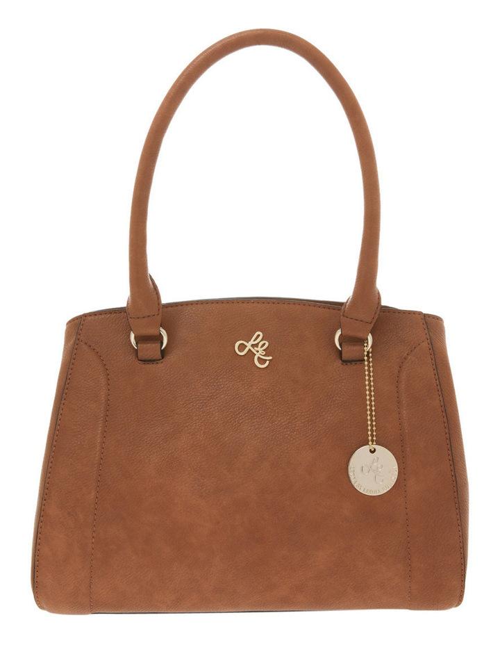 Love Always Zip Top Tote Bag image 1