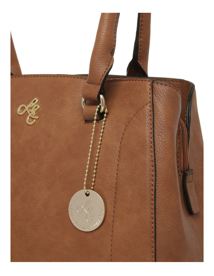 Love Always Zip Top Tote Bag image 3