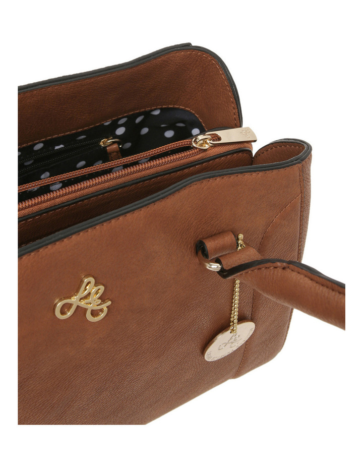Love Always Zip Top Tote Bag image 4