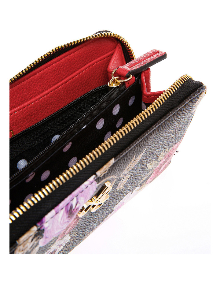 Mad About You Zip Around Wallet LG-0001 image 4