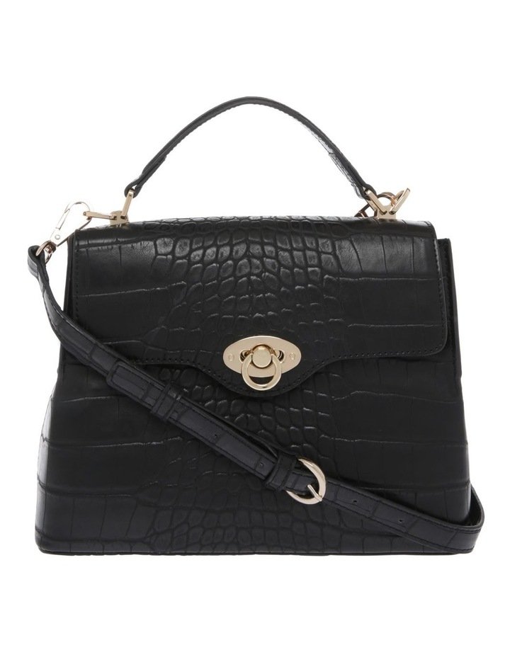 LH-0075 Kiss & Tell Top Handle Satchel image 1
