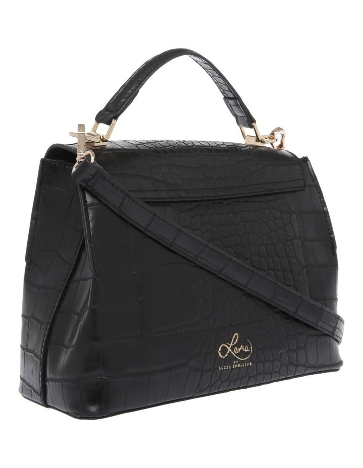 LH-0075 Kiss & Tell Top Handle Satchel image 2