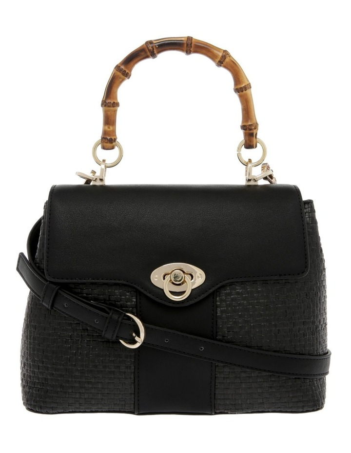 Kiss & Tell Flap Over Satchel image 1