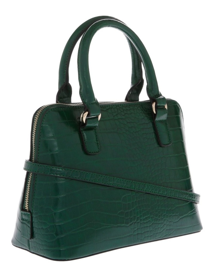 Mini Adore Double Handle Green Tote Bag image 2
