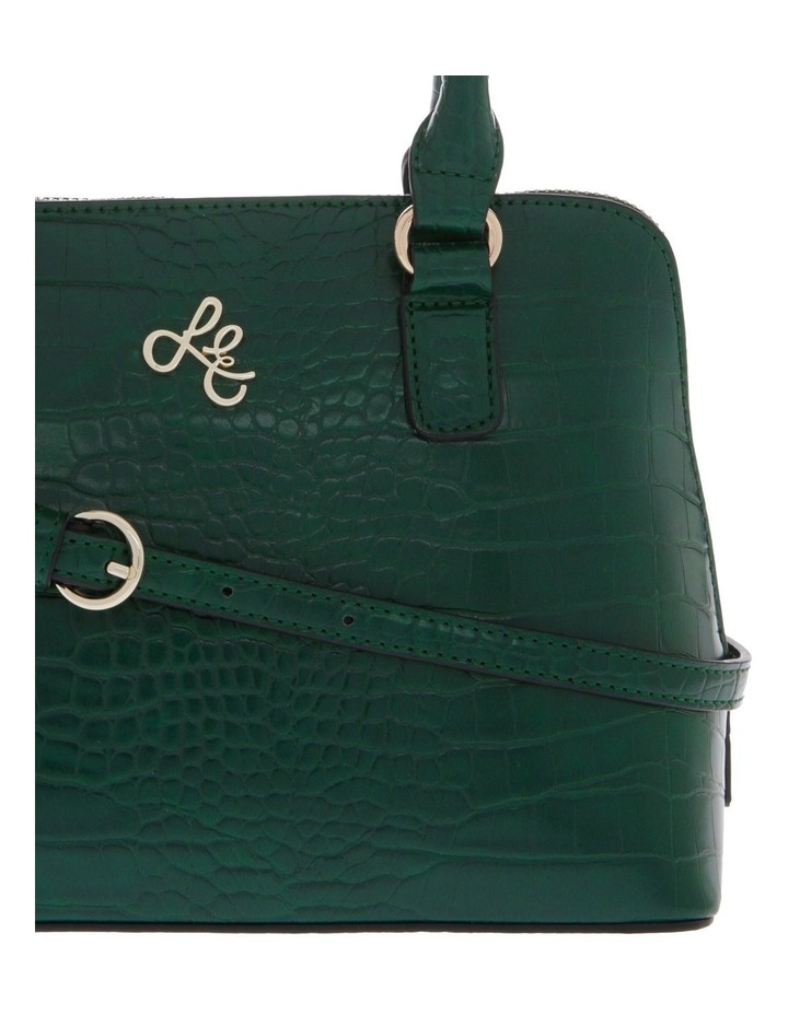 Mini Adore Double Handle Green Tote Bag image 3