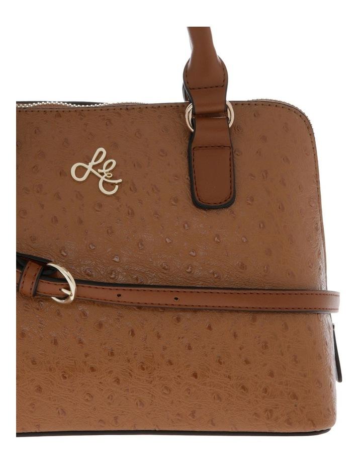 Mini Adore Double Handle Tan Tote Bag image 2
