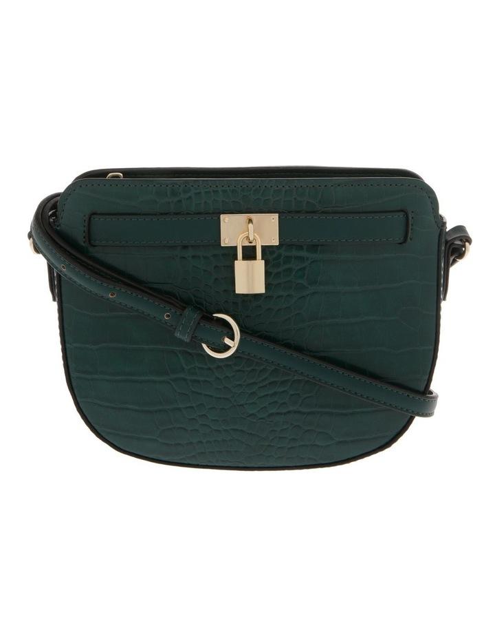 Embrace Zip-Top Green Crossbody Bag image 1