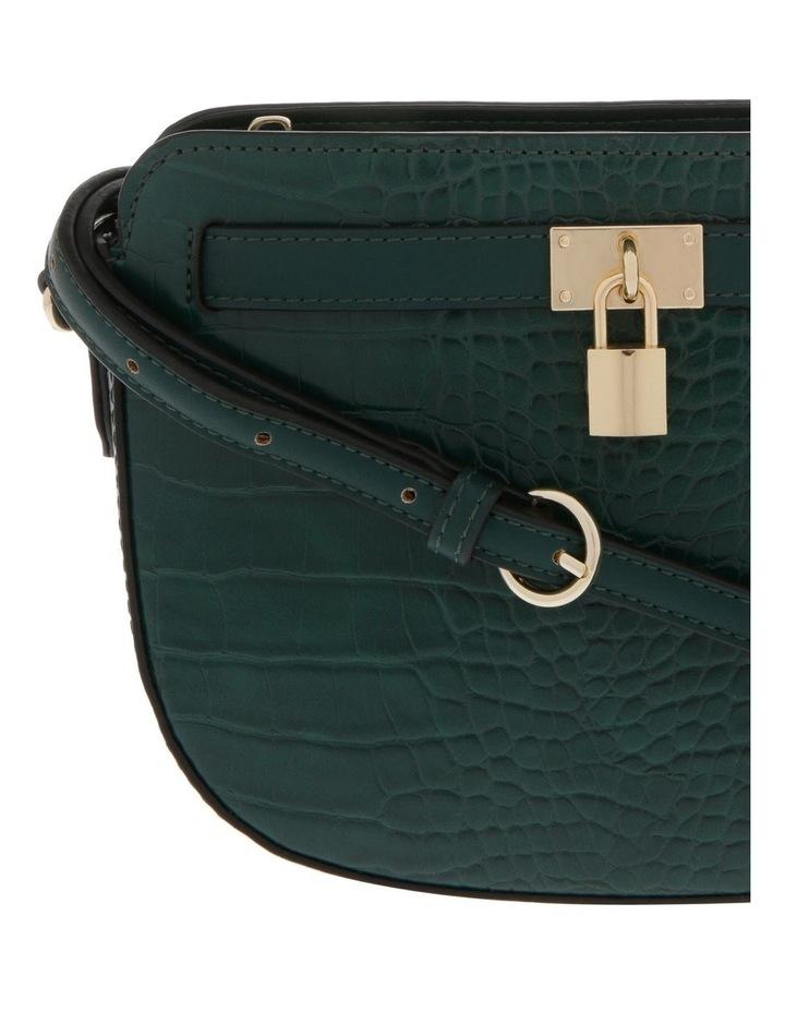 Embrace Zip-Top Green Crossbody Bag image 3