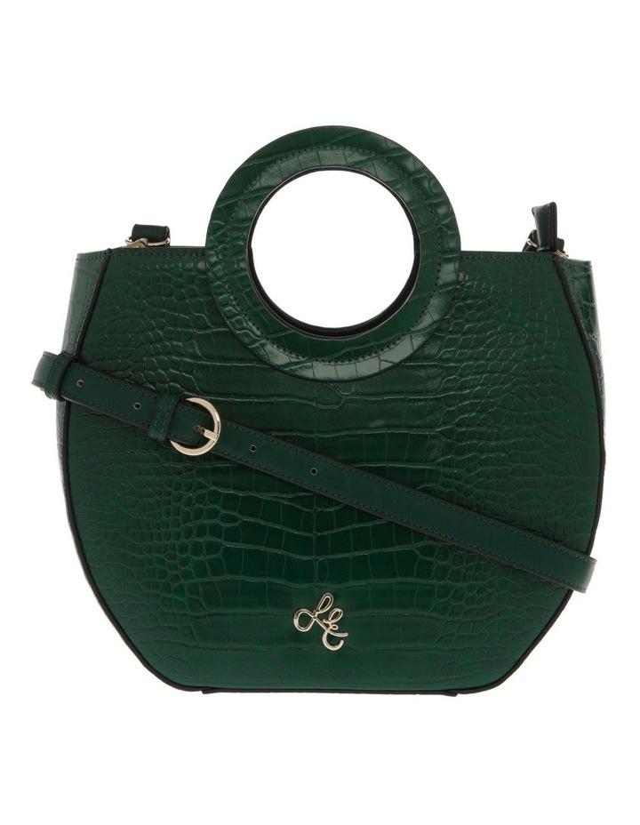 Bombshell Frame Green Shoulder Bag image 1