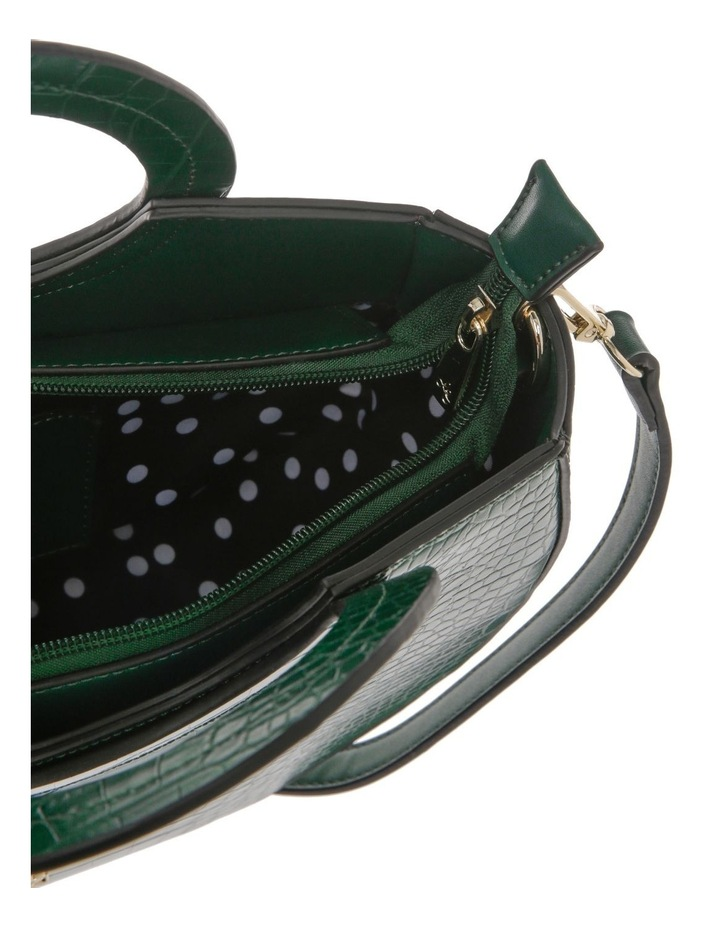 Bombshell Frame Green Shoulder Bag image 4