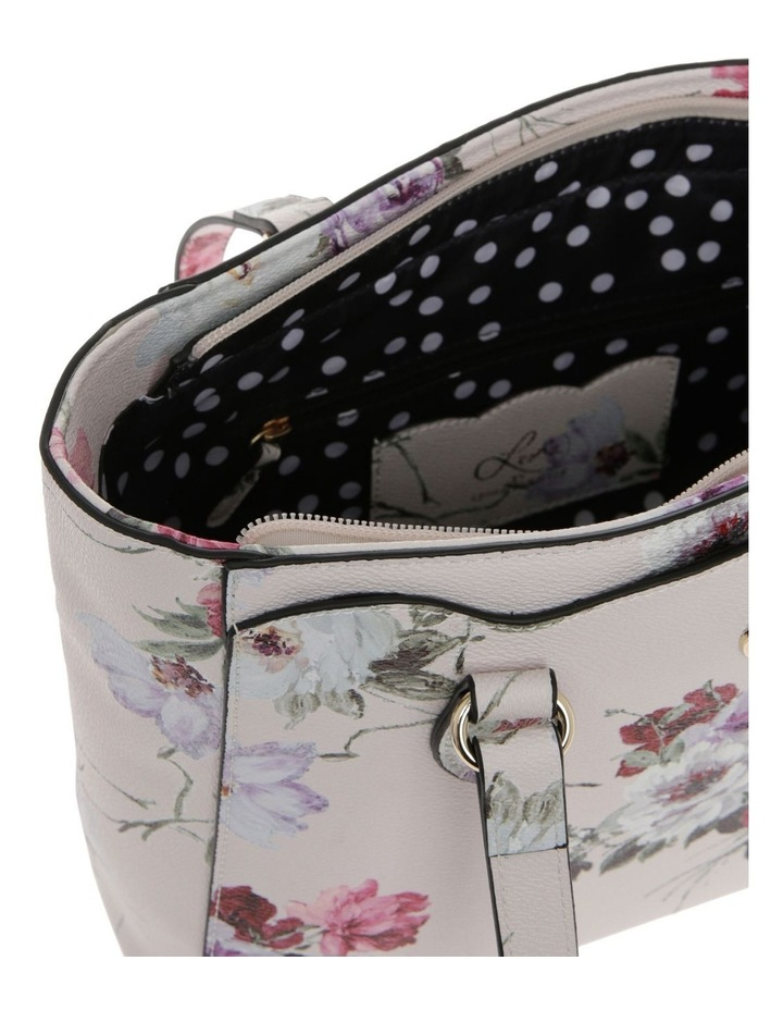 Scallop Double Handle Tote Bag image 4
