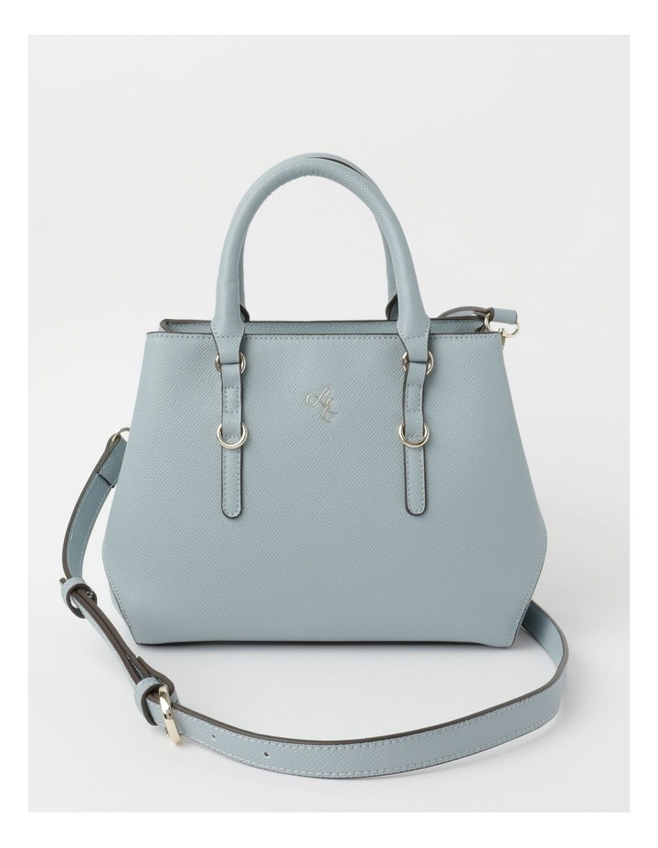 'Love Is' Pale Blue Tote image 1