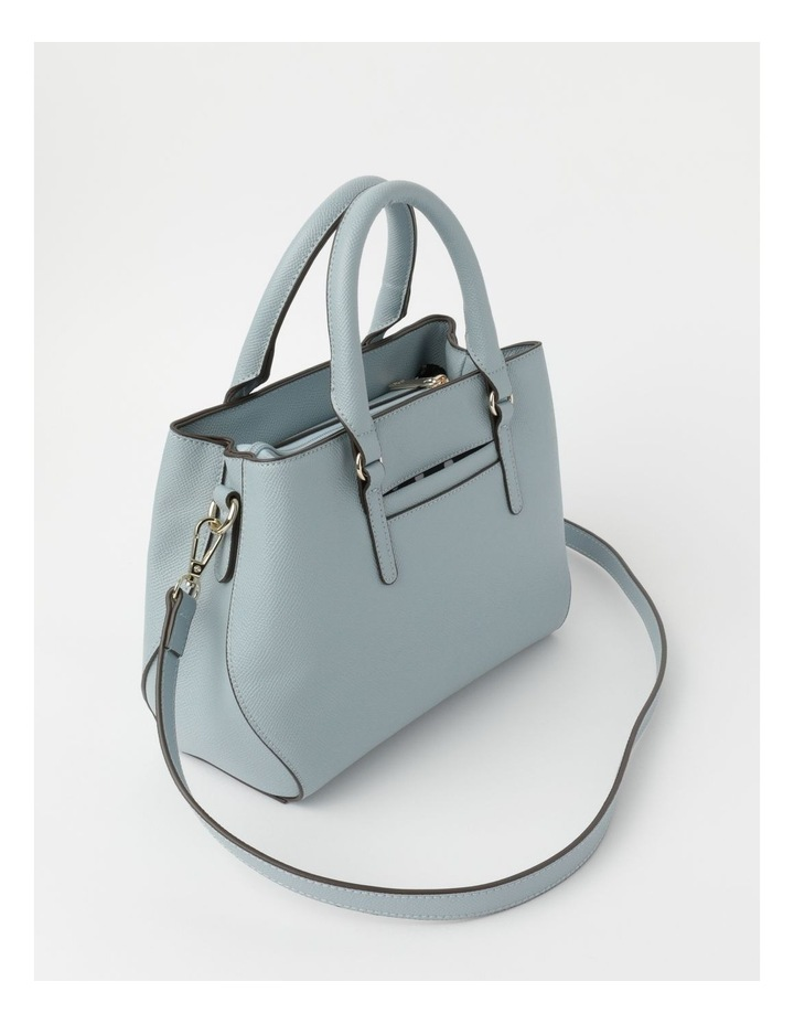'Love Is' Pale Blue Tote image 2