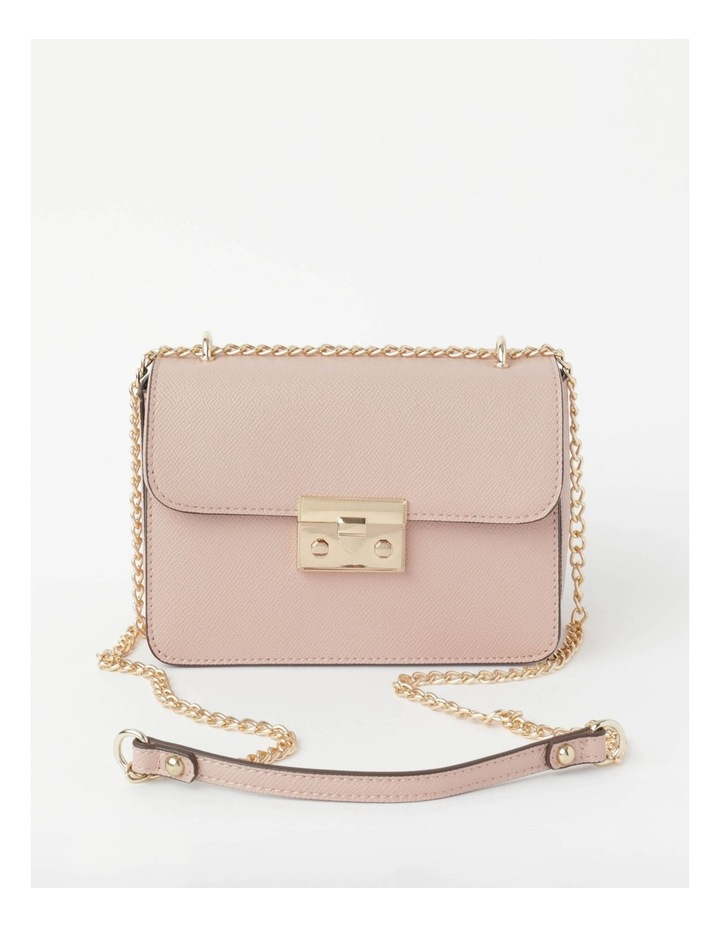 'Love Is' Blush Crossbody Bag image 1