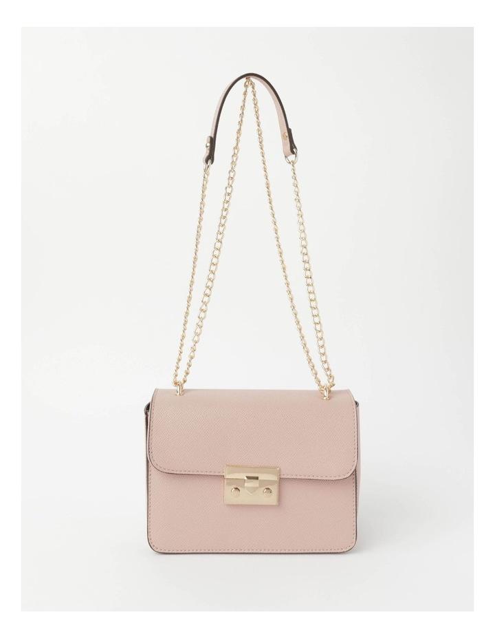 'Love Is' Blush Crossbody Bag image 2