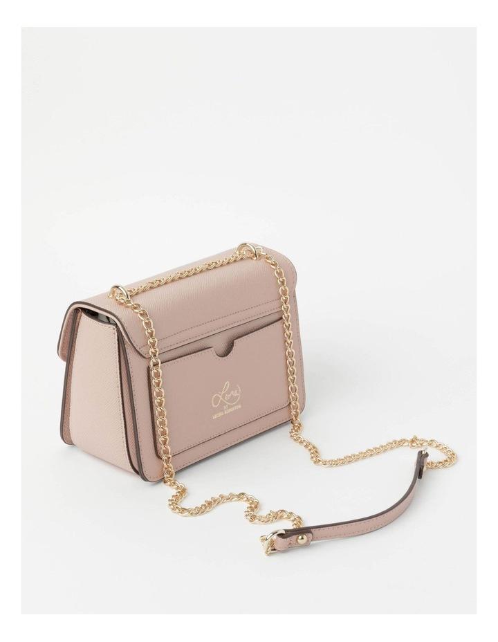 'Love Is' Blush Crossbody Bag image 3