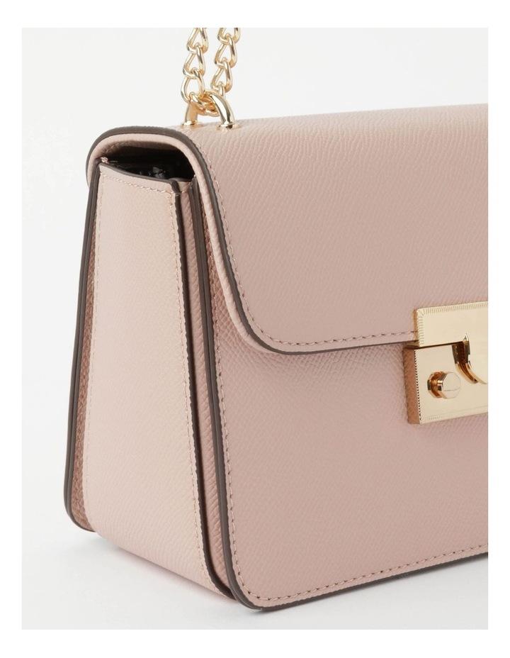'Love Is' Blush Crossbody Bag image 4