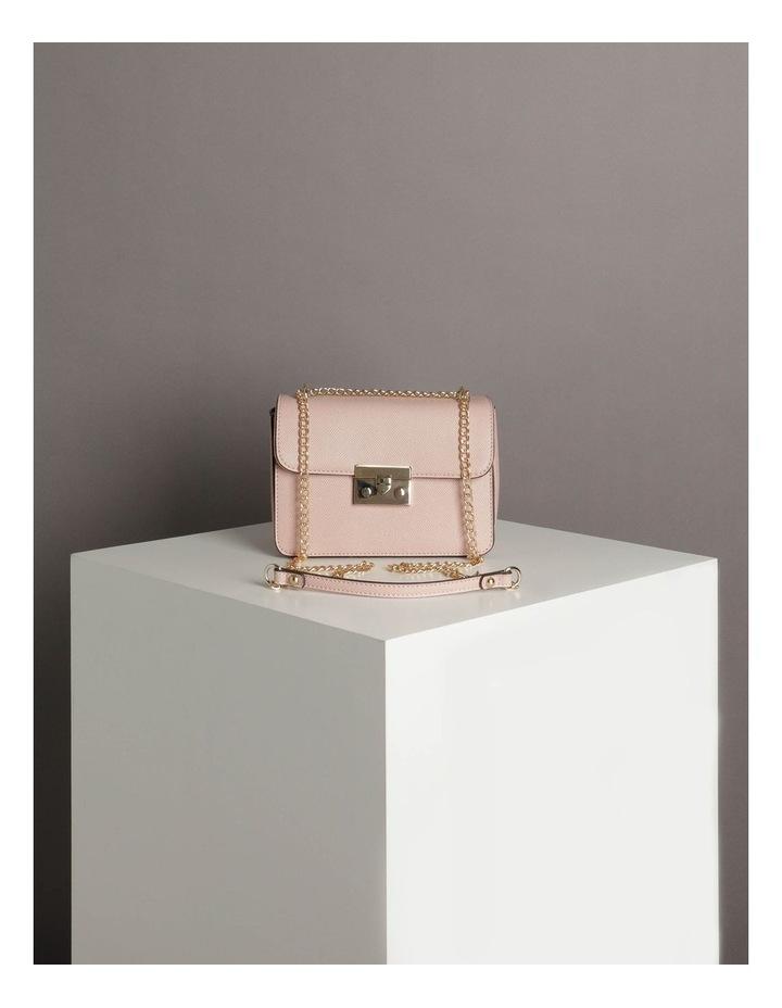'Love Is' Blush Crossbody Bag image 6