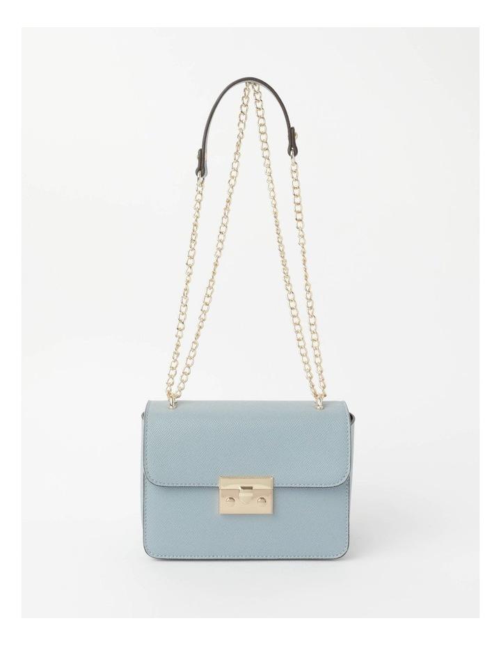 'Love Is' Pale Blue Crossbody Bag image 2