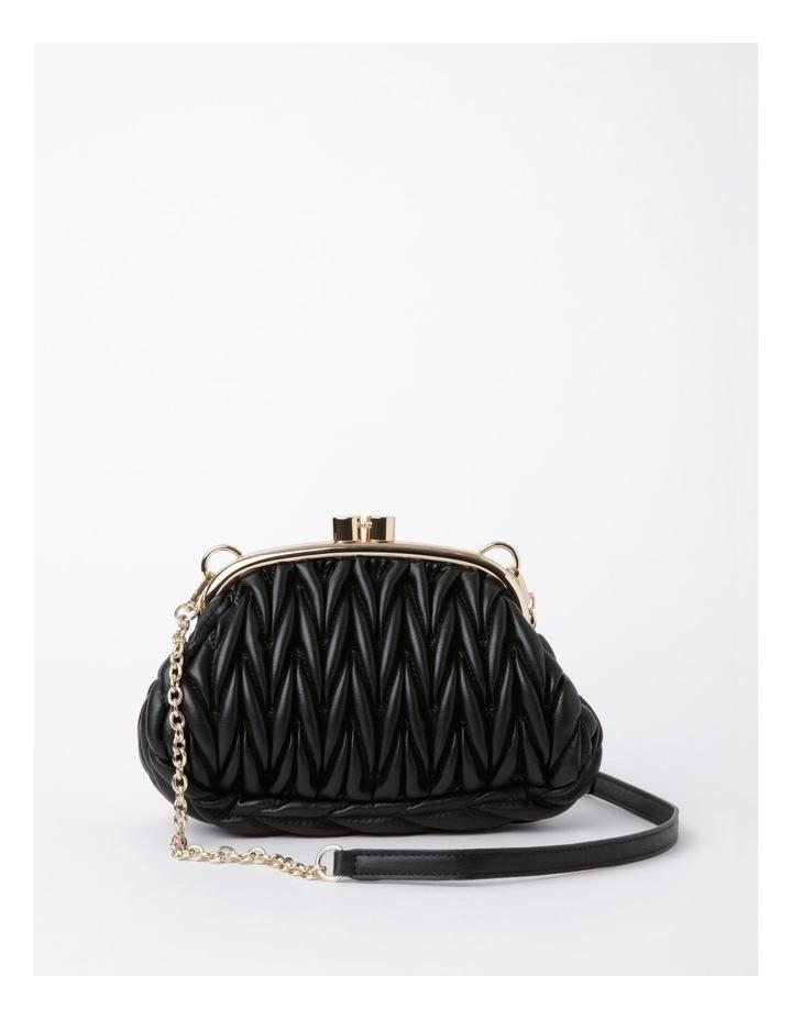 My Forever Black Frame Clutch Bag image 1