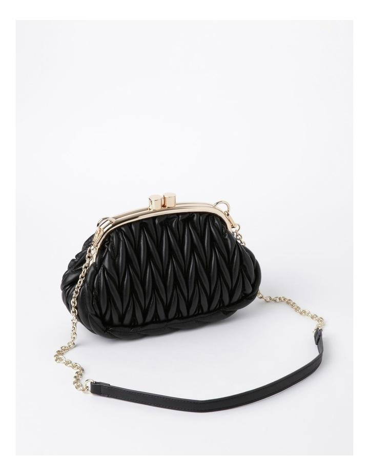 My Forever Black Frame Clutch Bag image 2