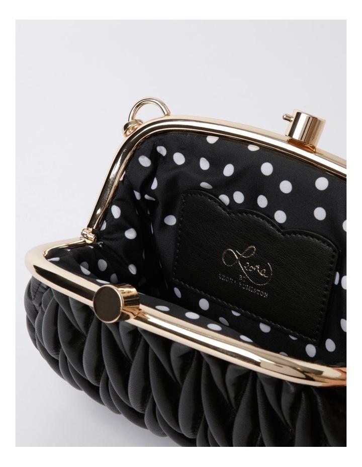 My Forever Black Frame Clutch Bag image 4