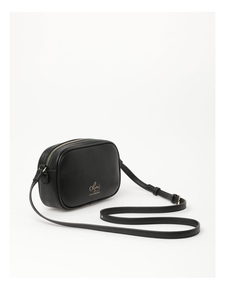 Bliss Black Camera Crossbody Bag image 2