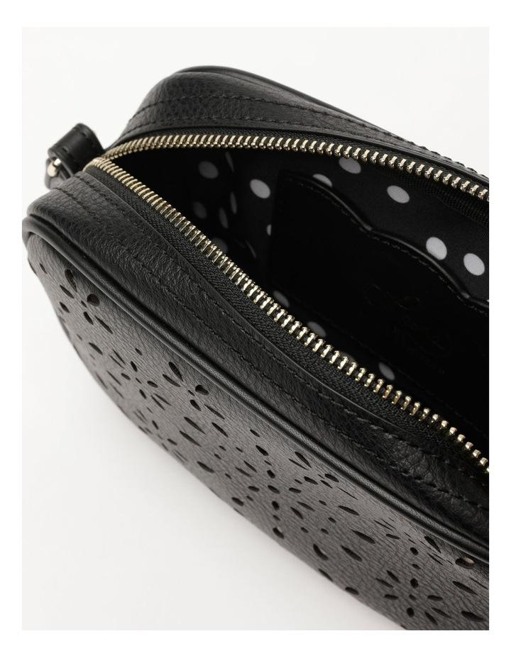 Bliss Black Camera Crossbody Bag image 4