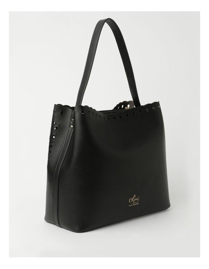 Bliss Black Shoulder Bag image 2