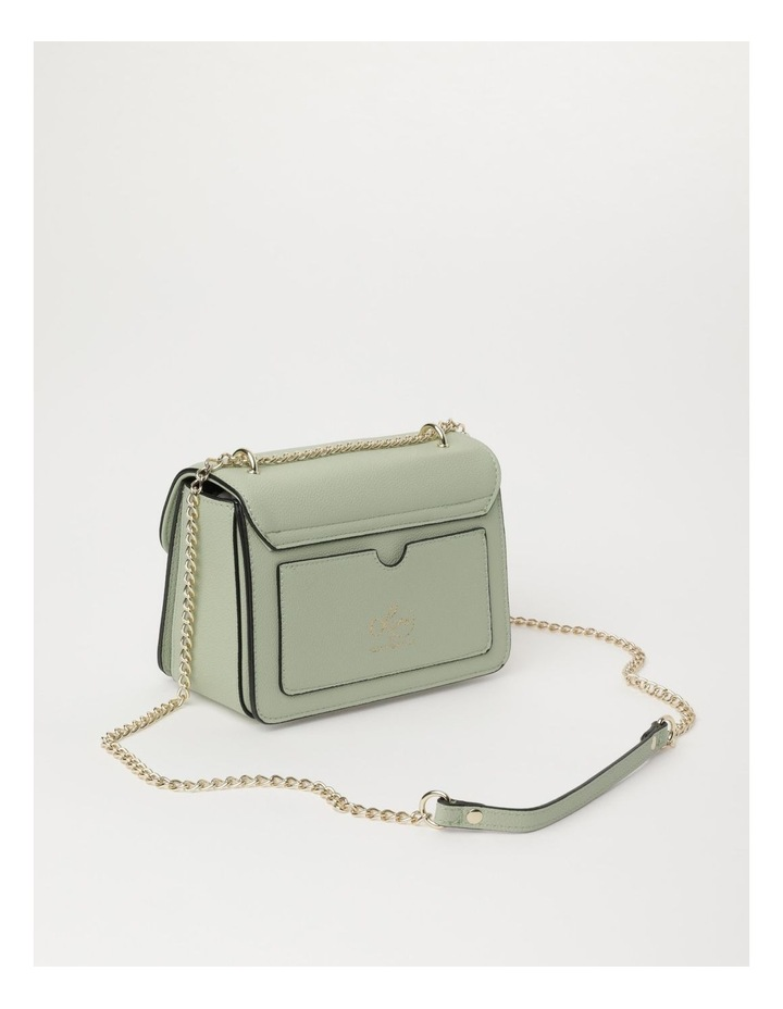 Love Is Mint Flap Over Crossbody Bag image 2