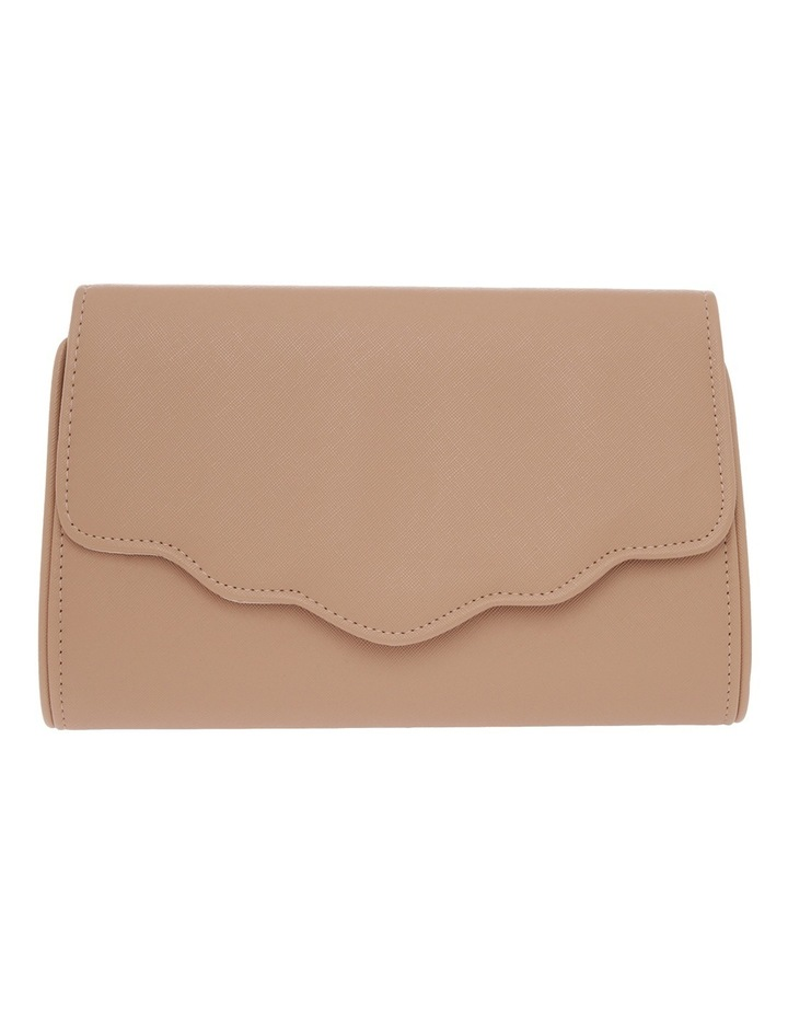 LDEM018 Shelley Flap Over Clutch Bag image 1