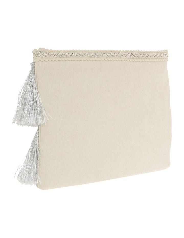 Marseille Zip Top Clutch Bag image 2